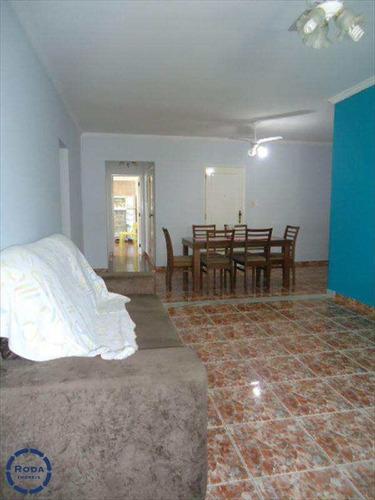 Apartamento Em Santos Bairro Boqueirão - V6151