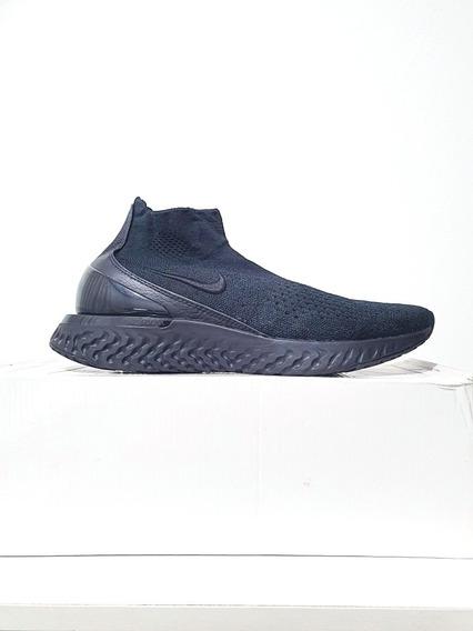 Tênis Nike Rise React Flyknit Masculino Preto N. 39 E 40