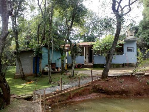 Chacara A Venda Em Guaraná, Mairiporã - Sp - Ch00021 - 32942473