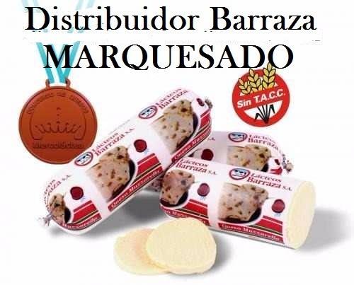 Muzzarella Barraza Minimo 3 Cilindros Distrib.marquesado