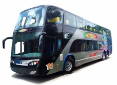 Omnibus Sudamericana Mix 58 Pax Scania K380 2012