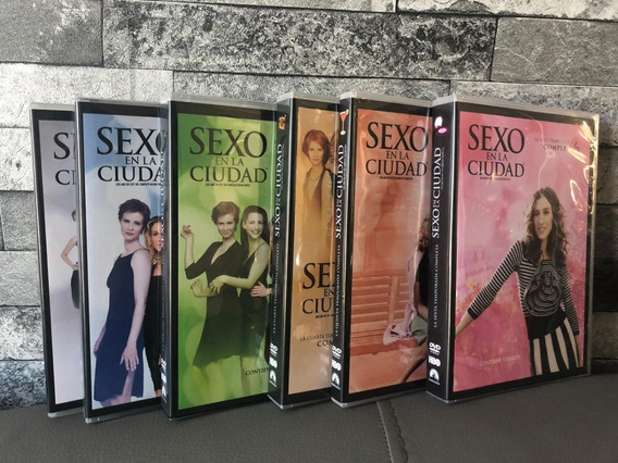 Serie Sex On The City