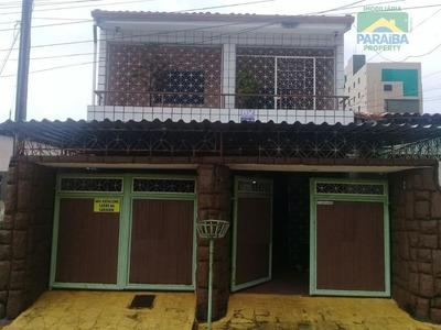 Casa Residencial À Venda, Torre, João Pessoa. - Ca0240