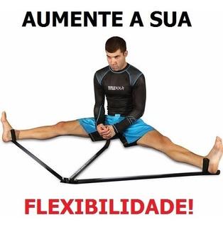 Aparelho Abertura Pernas Aumento Da Flexibilidade (espacate Lateral) Tkd Karatê Muay Thai Kung Fu Artes Marciais Mma