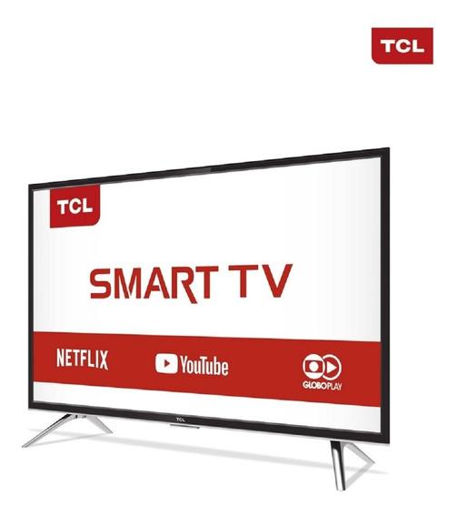 Smart Tv Tcl 32 Led Hd 3xhdmi 2xusb, Pvr Ready