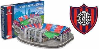 Maqueta De Estadio De San Lorenzo Jugueteria Bunny Toys