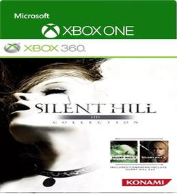 Silent Hill Hd Collection Game Digital Xbox One/360 Licença