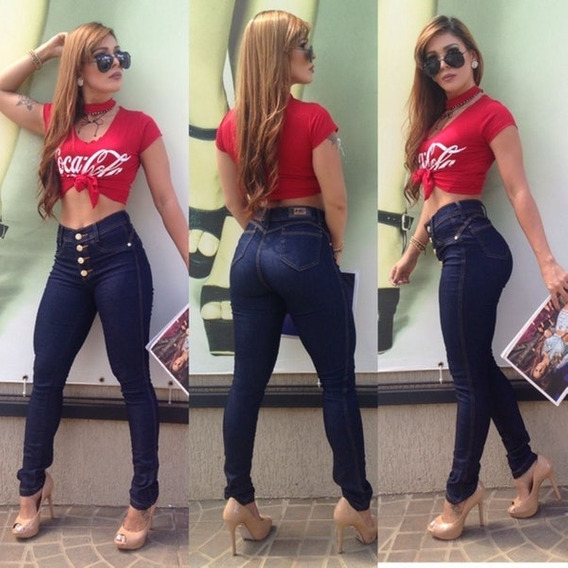 Calça Jeans Feminina Skini Super Stretch - Jeans 03