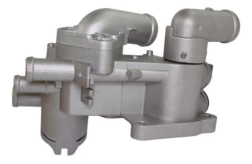Imagen 1 de 9 de Base Termostato Volkswagen/saveiro/ Gol V/vi Aluminio G5 G6