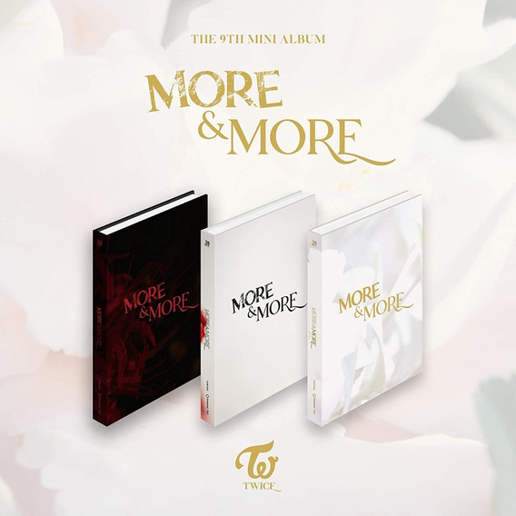 Twice More & More Cd Nuevo Importado Aleatorio