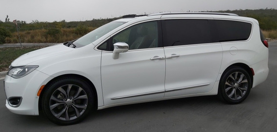Chrysler Pacifica 3.7 3.6 At 2017