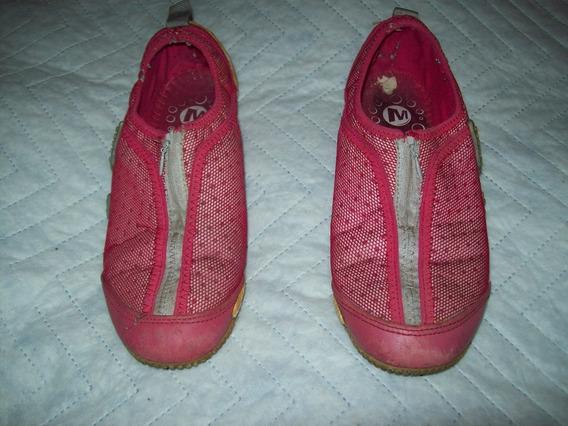 Zapatillas Merrell Nº 34