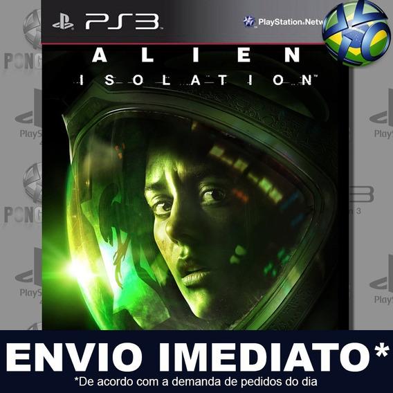 Alien Isolation Ps3 Psn Jogo Em Promoção A Pronta Entrega
