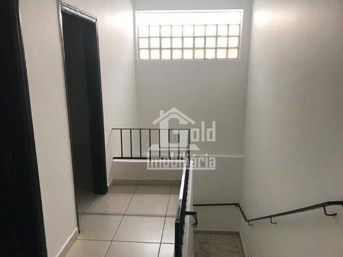 Salão, 118 M² - Venda Por R$ 600.000 Ou Aluguel Por R$ 4.000/mês - Alto Da Boa Vista - Ribeirão Preto/sp - Sl0226