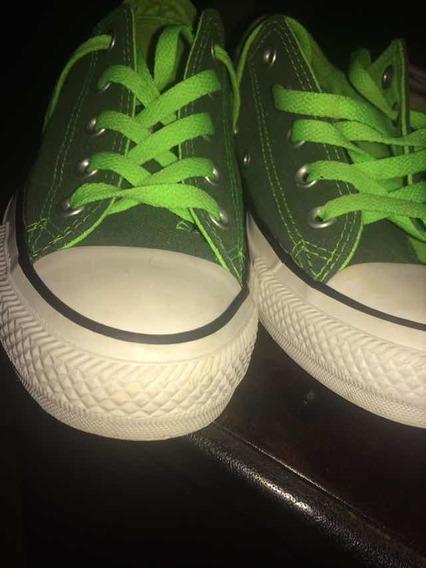 Zapatos Converse 100% Originales Talla 36 23cm Usados