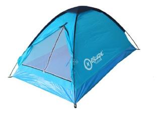 Carpa Iglu Escape 2 Personas Impermeable Mosquitero Camping