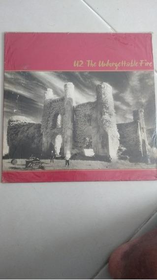Raridade Lp U2 Unforgettable Fire