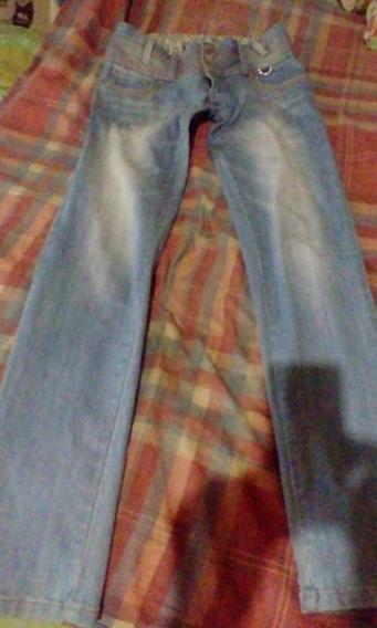 Pantalón Bonagee De Dama Talla 28 En 5 $$