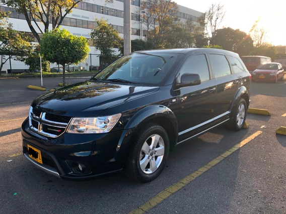 Dodge Journey 2014, 7 Puestos, 6 Vel, 2400, 47000km