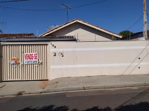 Imagem 1 de 30 de Casa Com 2 Dormitórios À Venda, 121 M² Por R$ 235.000,00 - Jardim João Paulo Ii - São José Do Rio Preto/sp - Ca8929