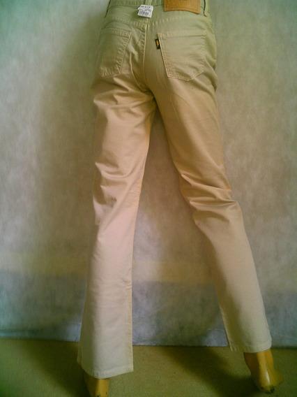 Calça Jeans Khaki