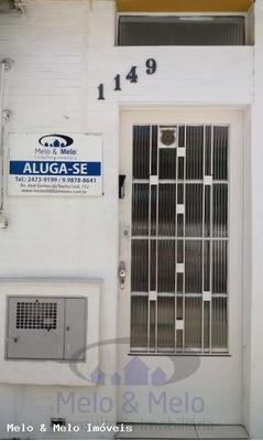 Casa Para Locação Em Bragança Paulista, Centro - 606