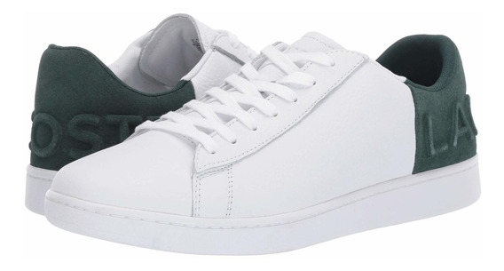 Tenis Hombre Lacoste Carnaby Evo 419 2 N-3795