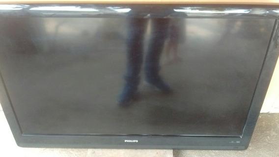 Vendo Tv Philips 42 Pfl 3604/78 Para Aproveitamento De Tela