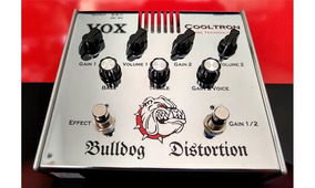 Pedal Vox Bulldog Distortion