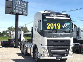 Volvo Fh 540 6x4 Ano 2019