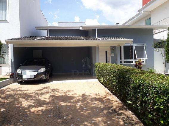 Casa Com 3 Dormitórios À Venda, 160 M² Por R$ 590.000,00 - Condomínio Campos Do Conde - Paulínia/sp - Ca12446