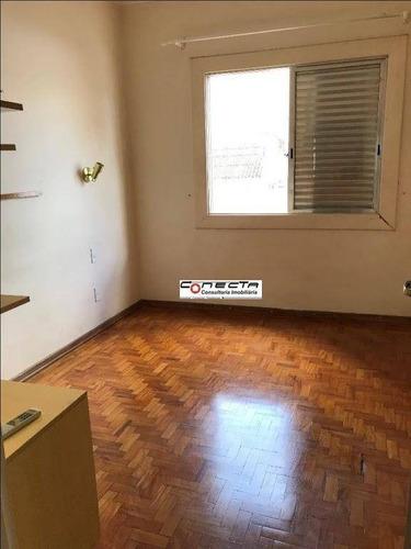 Imagem 1 de 13 de Apartamento À Venda, 66 M² Por R$ 165.000,00 - Centro - Campinas/sp - Ap0338