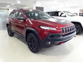Jeep Cherokee Trailhawk 0km 2018 Al Mejor Precio Contado