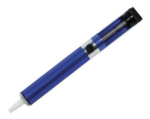 Sugador Solda Metal Azul Hk-192 Esd Hikari