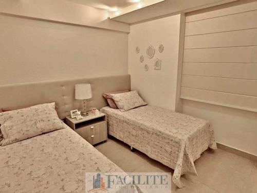 Apartamento No Miramar, João Pessoa, Paraíba - 22123-10387