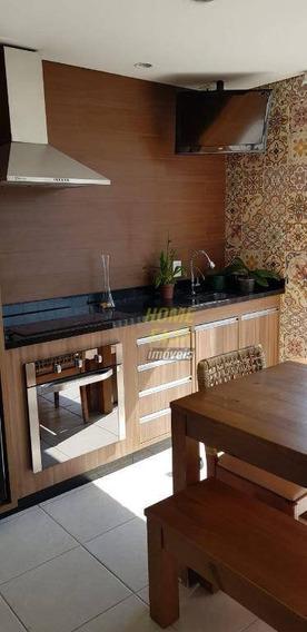 Apartamento No Isla Lago Dos Patos Com 3 Dormitórios À Venda, 88 M² Por R$ 528.000,00 - Vila Galvão - Guarulhos/sp - Ap1583