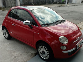 Fiat 500 1.4 Lounge Dualogic 3p 2010