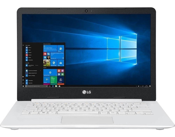 Notebook Lg 14u380-l.bj36p1 Quadcore Tela 14 500gb 4gb Ram