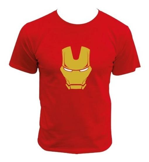 Playera Ironman Avengers Marvel Comics Endgame
