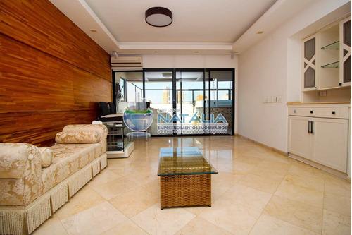 Imagem 1 de 21 de Cobertura Com 4 Dorms, Indianópolis, São Paulo, Cod: 64512 - A64512