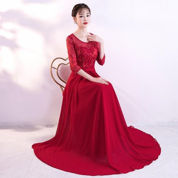 Vestidos Sexis Rojos Vestidos L Largo En Tabasco En