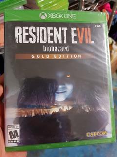 Resident Evil Biohazard Gold Edition Xbox One