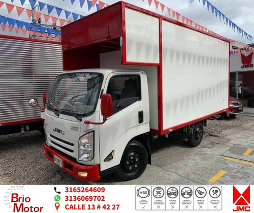 Camiones Jmc Chr Llanta Sencilla