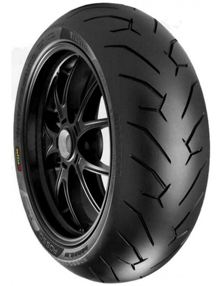 Pneu Pirelli Diablo Rosso 2 Radial 17 190/50zr/17 Hornet
