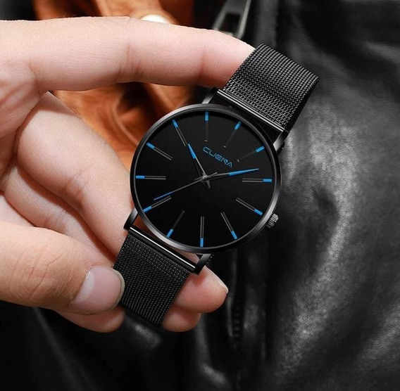 Relógio Quartzo Cuena