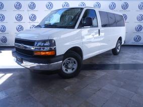 Chevrolet Express Ls 12 Pasajeros 2017 Inv 499