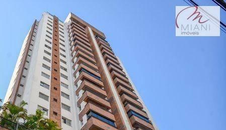 Apartamento Com 4 Dormitórios Para Alugar, 258 M² Por R$ 3.900,00/mês - Vila Suzana - São Paulo/sp - Ap7610