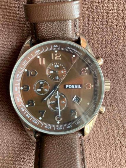Relógio Fóssil Fs4762 Novíssimo!