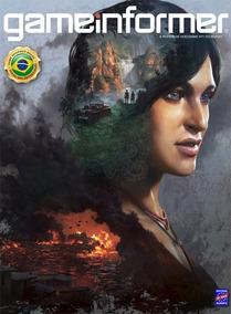 Hq Revista Gameinformer Edição N° 8 Editora Europa