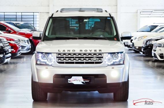 Land Rover Discovery 4 Hse 3.0 V6 Td 256 Hp 4x4 Teto 7